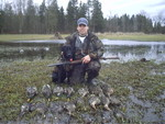 Casey's first duck hunt 12-9-06